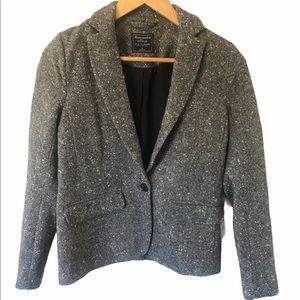 Abercrombie & Fitch wool blazer size 2